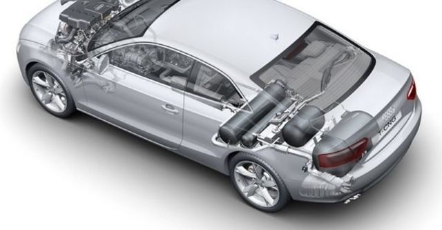 2008 Audi A5 3.2 Quattro  第10張相片