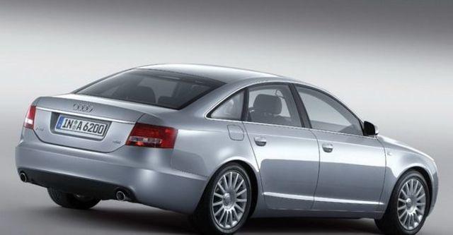 2008 Audi A6 2.0 TFSI  第3張相片
