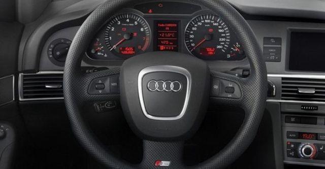 2008 Audi A6 2.0 TFSI  第6張相片