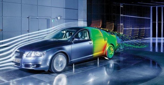 2008 Audi A6 2.0 TFSI  第10張相片