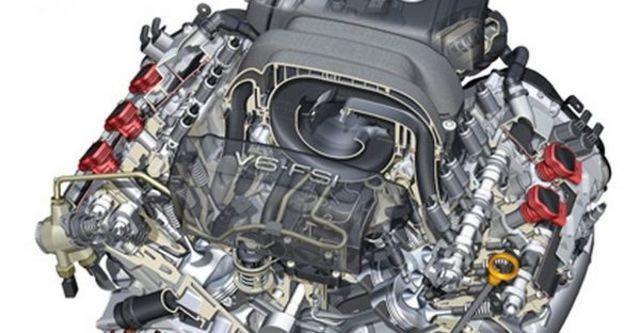 2008 Audi A6 2.8 FSI  第9張相片