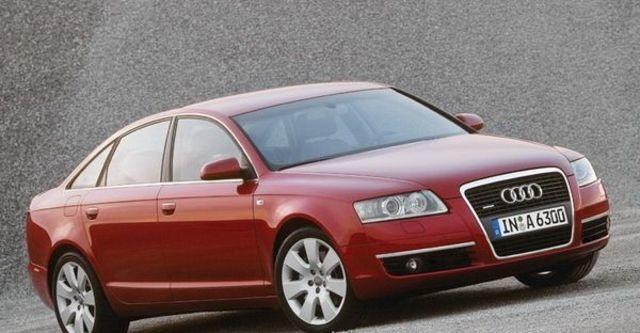 2008 Audi A6 3.0 TDI Quattro  第1張相片