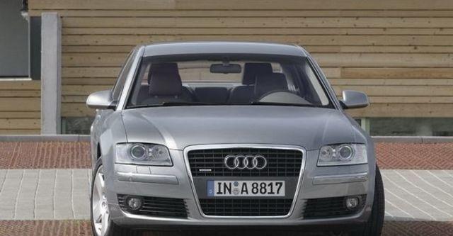 2008 Audi A8L 3.2 FSI Quattro  第1張相片