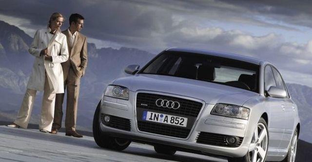 2008 Audi A8L 3.2 FSI Quattro  第3張相片
