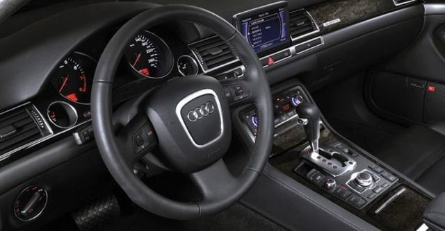 2008 Audi A8L 3.2 FSI Quattro  第5張相片