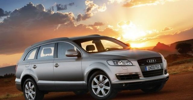 2008 Audi Q7 3.6 FSI 七人座  第2張相片