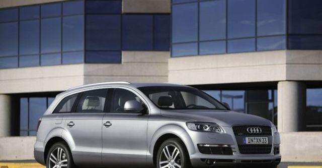 2008 Audi Q7 3.6 FSI 七人座  第4張相片