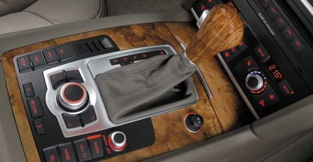 2008 Audi Q7 3.6 FSI 五人座  第6張相片