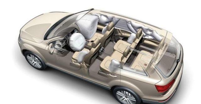2008 Audi Q7 3.6 FSI 五人座  第10張相片