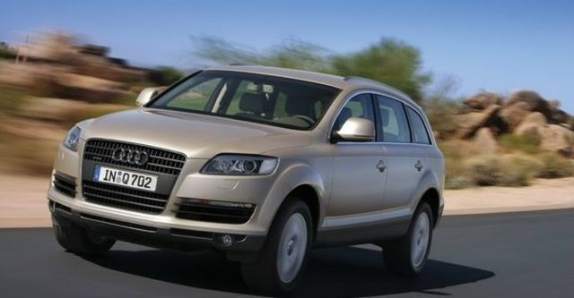 2008 Audi Q7 4.2 七人座  第2張相片