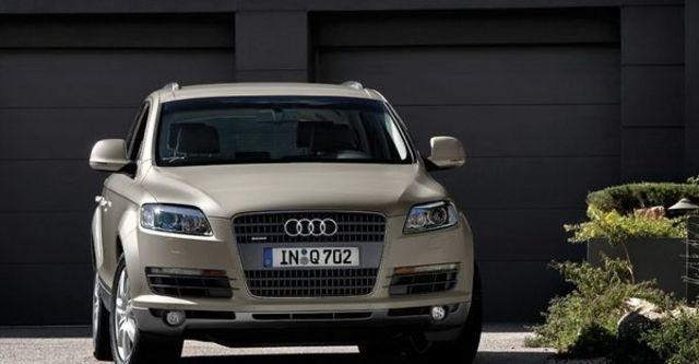 2008 Audi Q7 4.2 七人座  第5張相片
