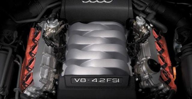 2008 Audi Q7 4.2 七人座  第10張相片