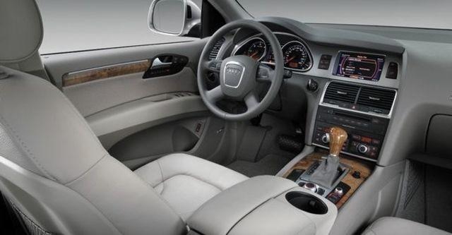 2008 Audi Q7 4.2 五人座  第6張相片