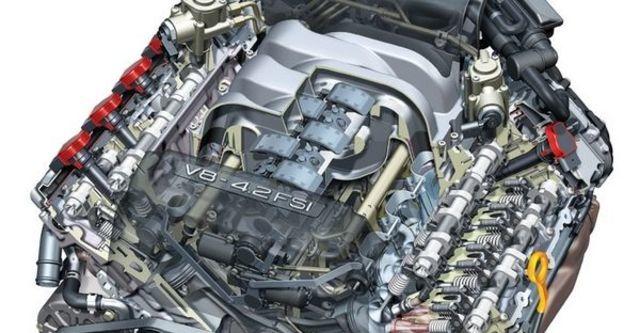 2008 Audi Q7 4.2 五人座  第11張相片