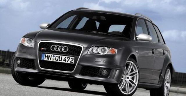 2008 Audi RS4 Avant  第1張相片