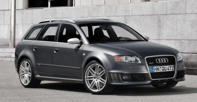 2008 Audi RS4 Avant  第3張相片