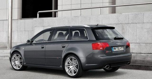 2008 Audi RS4 Avant  第4張相片