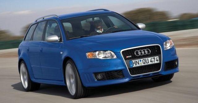 2008 Audi RS4 Avant  第5張相片