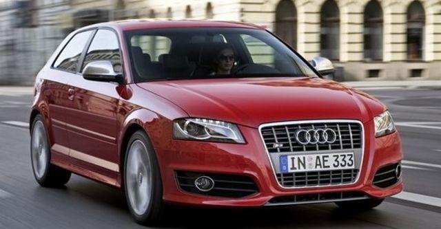 2008 Audi S3 2.0 TFSI  第1張相片