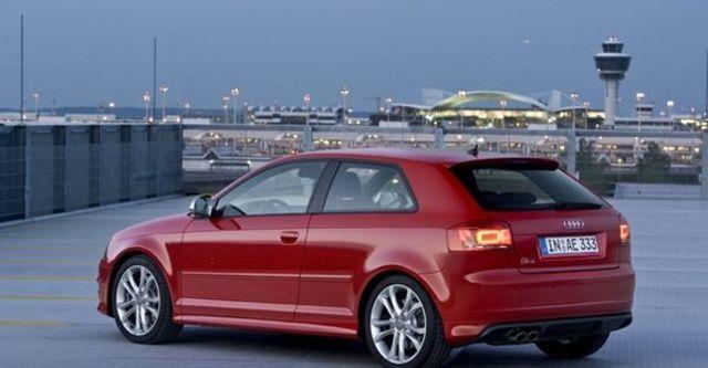 2008 Audi S3 2.0 TFSI  第3張相片