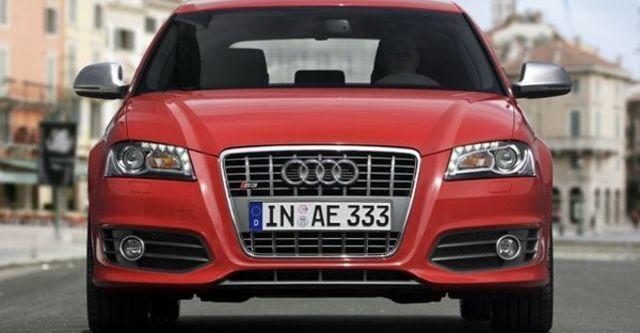 2008 Audi S3 2.0 TFSI  第5張相片