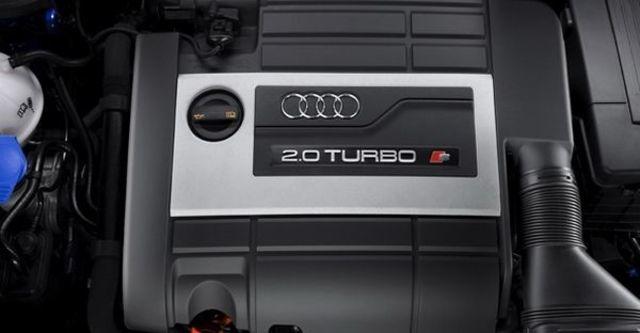 2008 Audi S3 2.0 TFSI  第9張相片