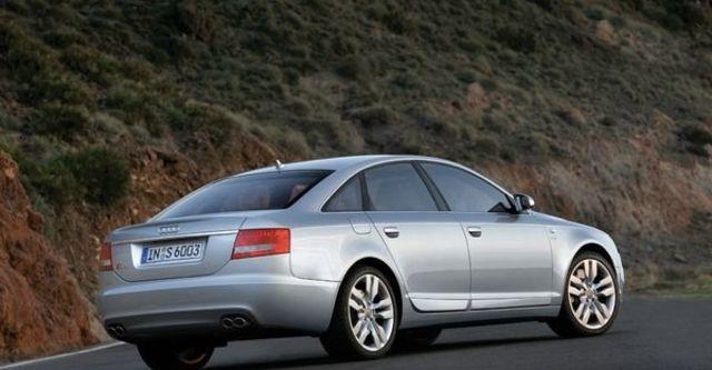 2008 Audi S6 Sedan  第3張相片