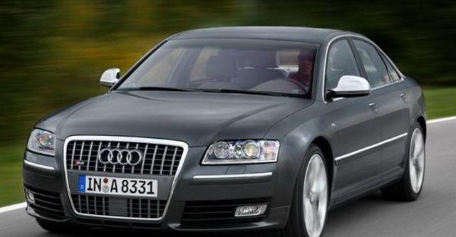 2008 Audi S8 Sedan  第1張相片