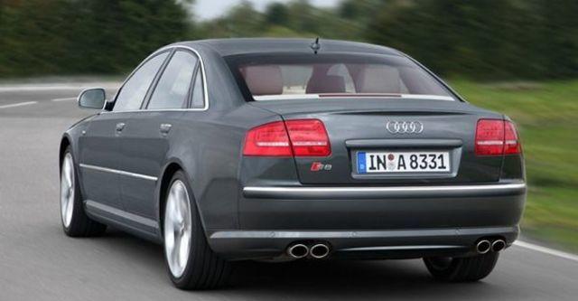 2008 Audi S8 Sedan  第3張相片