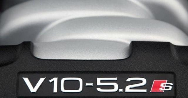 2008 Audi S8 Sedan  第10張相片