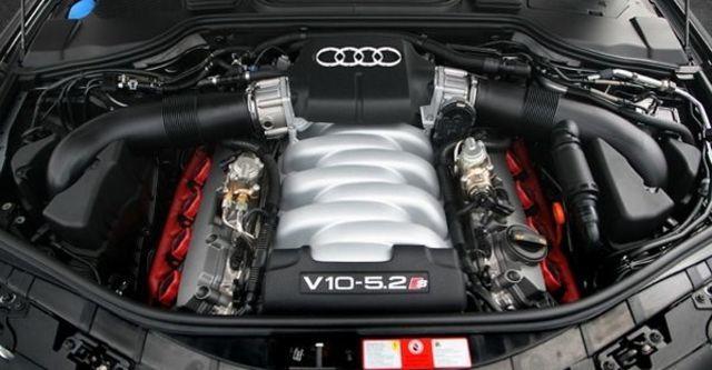 2008 Audi S8 Sedan  第11張相片