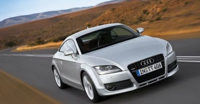 2008 Audi TT 2.0 TFSI  第2張相片