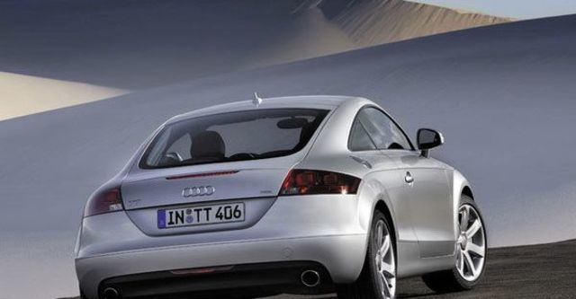 2008 Audi TT 2.0 TFSI  第3張相片