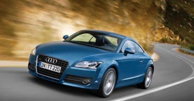 2008 Audi TT 3.2 Quattro  第3張相片