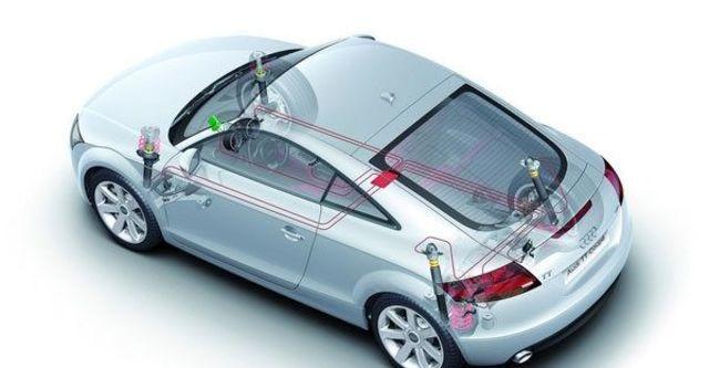 2008 Audi TT 3.2 Quattro  第5張相片