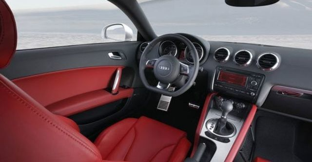 2008 Audi TT 3.2 Quattro  第9張相片