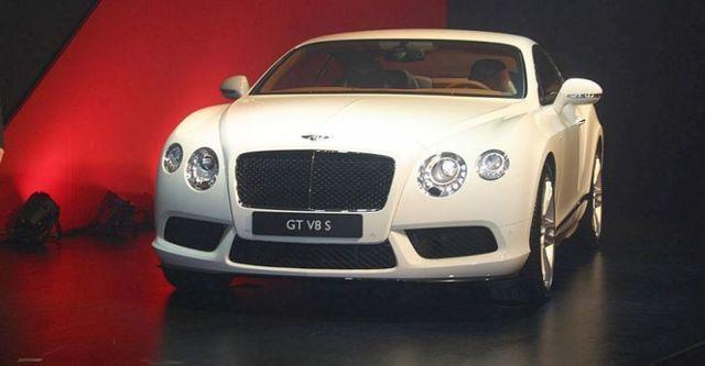 2015 Bentley Continental GT 4.0 V8 S  第2張相片
