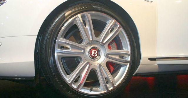 2015 Bentley Continental GT 4.0 V8 S  第4張相片