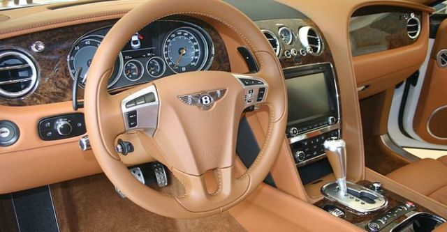 2015 Bentley Continental GT Speed 6.0 W12  第6張相片
