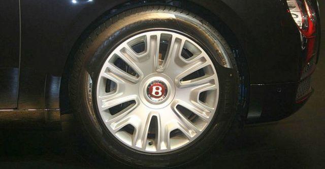 2015 Bentley Flying Spur 4.0 V8  第2張相片