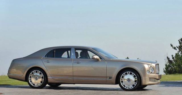 2015 Bentley Mulsanne 6.75 V8  第5張相片