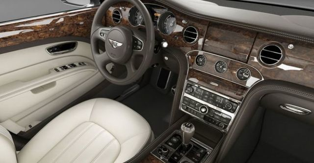 2015 Bentley Mulsanne 6.75 V8  第8張相片