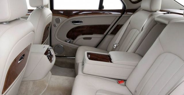 2015 Bentley Mulsanne 6.75 V8  第9張相片