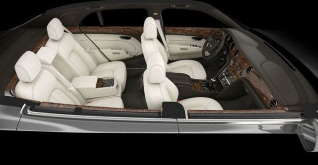2015 Bentley Mulsanne 6.75 V8  第10張相片
