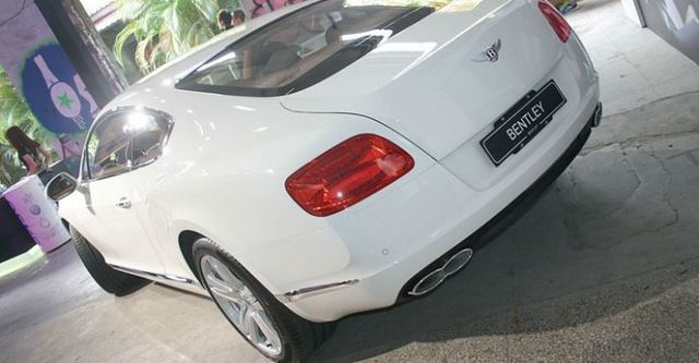 2014 Bentley Continental GT 4.0 V8  第2張相片