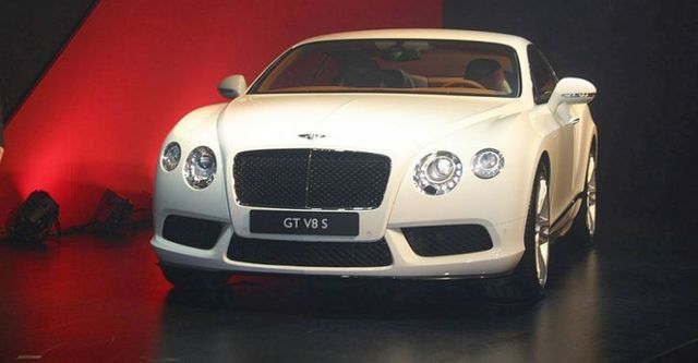 2014 Bentley Continental GT 4.0 V8 S  第2張相片