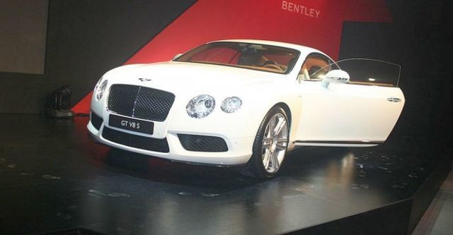2014 Bentley Continental GT 4.0 V8 S  第3張相片