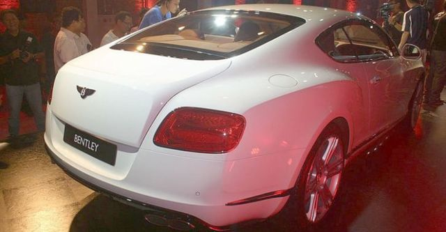 2014 Bentley Continental GT 4.0 V8 S  第6張相片