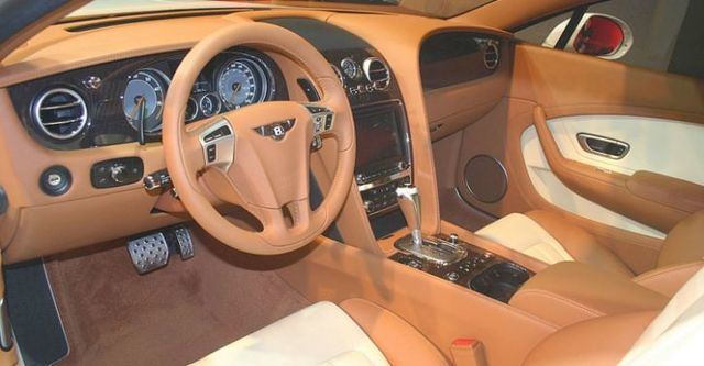 2014 Bentley Continental GT 4.0 V8 S  第7張相片