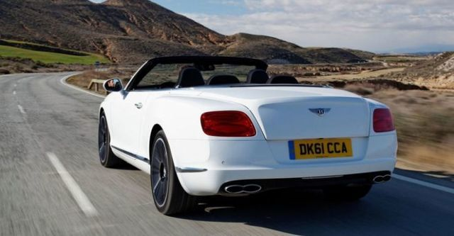 2014 Bentley Continental GTC 4.0 V8  第2張相片